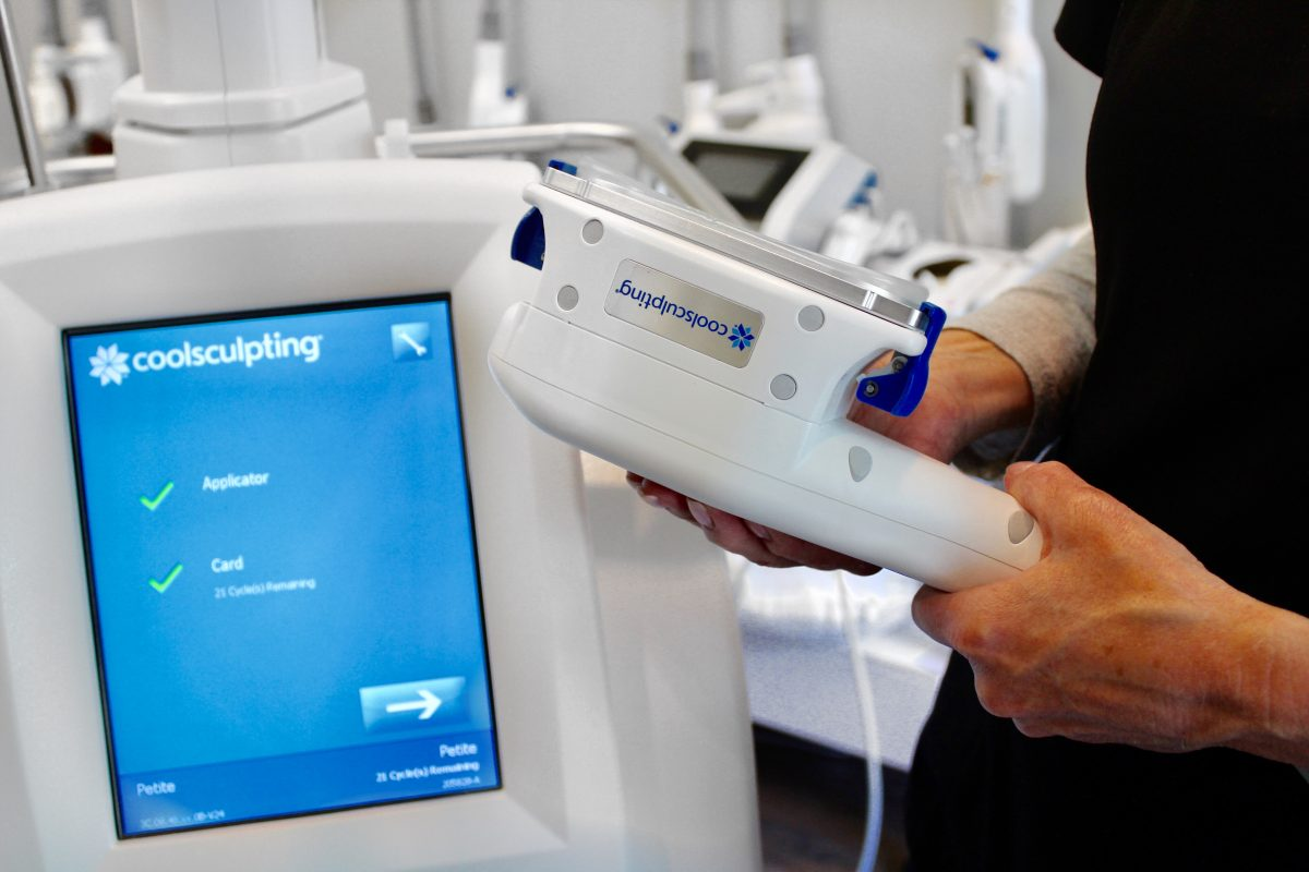 CoolSculpting at Village Dermatology